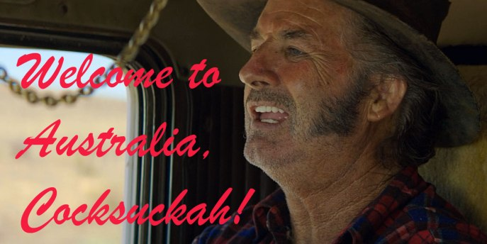 Wolf Creek 2 Mick Taylor