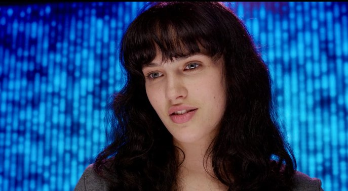 jessica brown findlay sings in black mirror