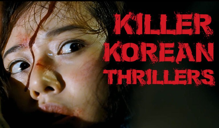 great korean thrillers