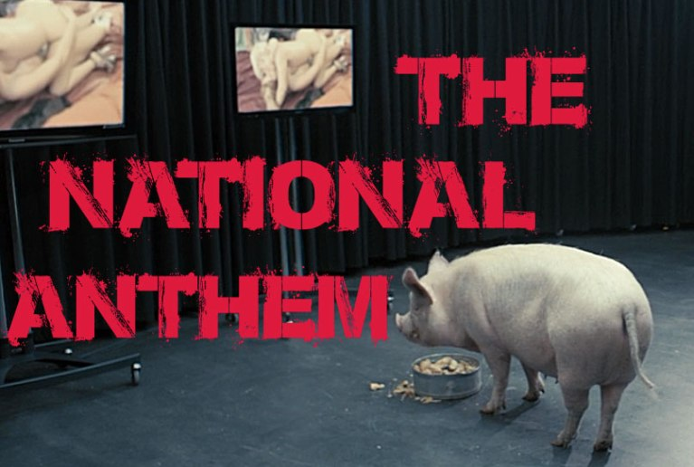 the national anthem black mirror