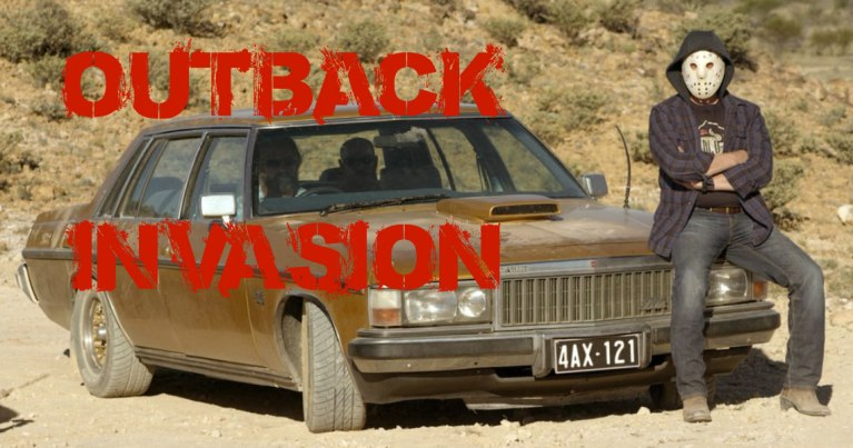 outback invasion