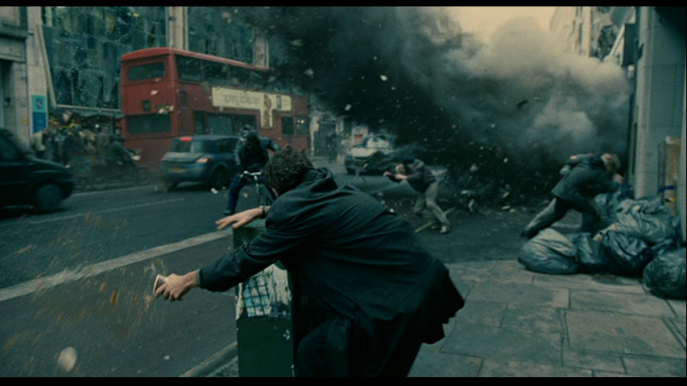 Emmanuel Lubezki Children of Men six minute shot
