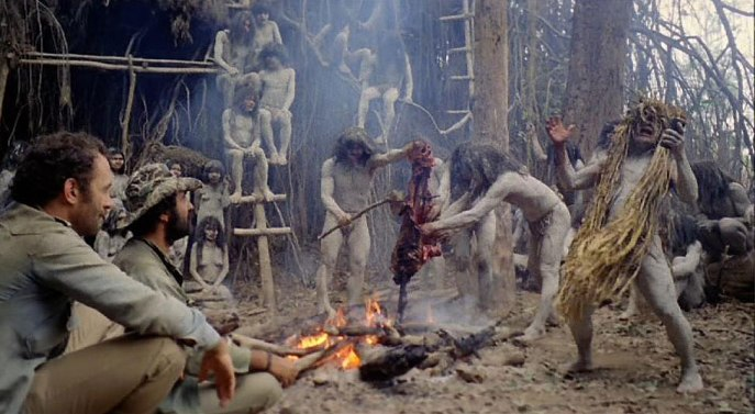 cannibal holocaust found footage