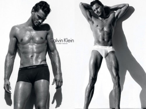 Jamie Dornan Calvin Klein The Fall