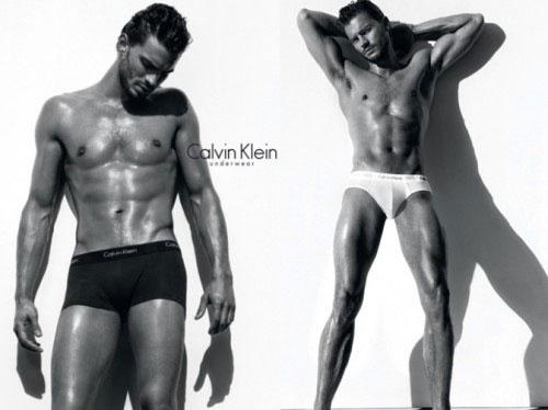 Jamie Dornan Calvin Klein The Fall