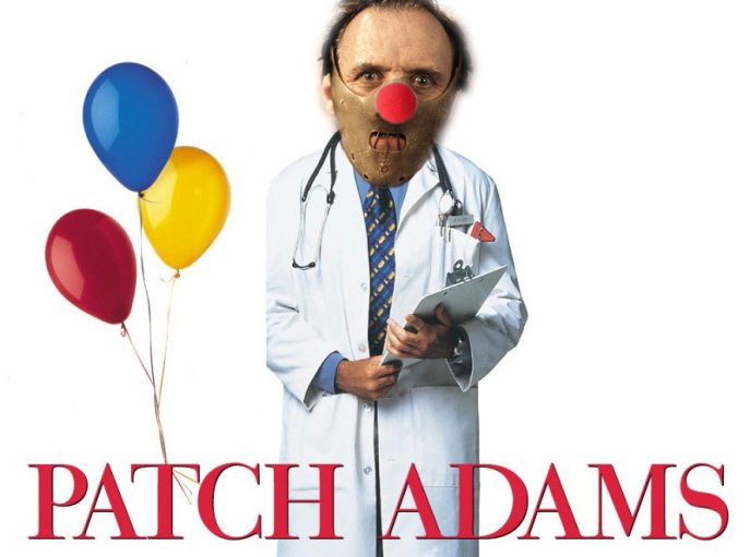 patch adams hopkins silence of the lambs