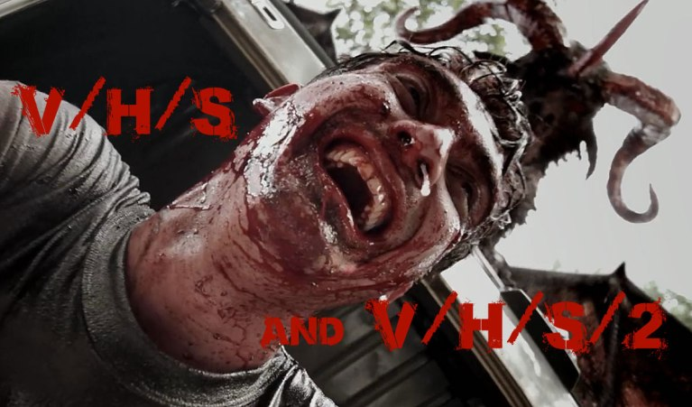 V/H/S and V/H/S/2 on Netflix Instant