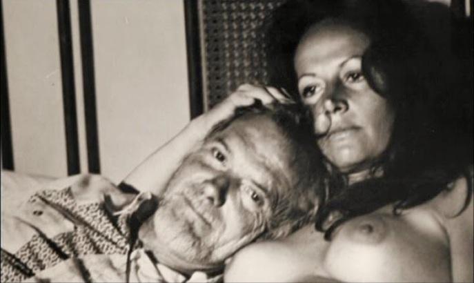 Sam Peckinpah Isela Vega NSFW