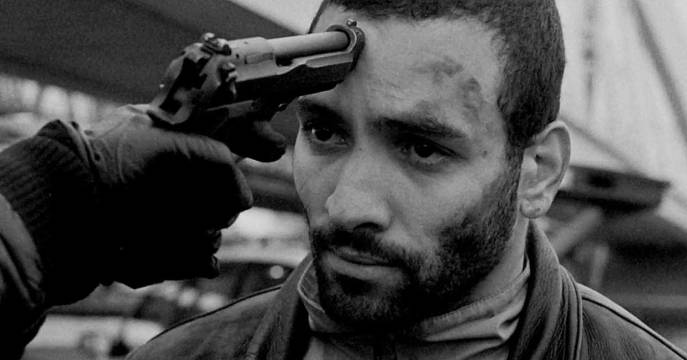 wolf movie Marwan Kenzari gun