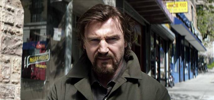 Liam neeson drunk beard a walk among the tombstones