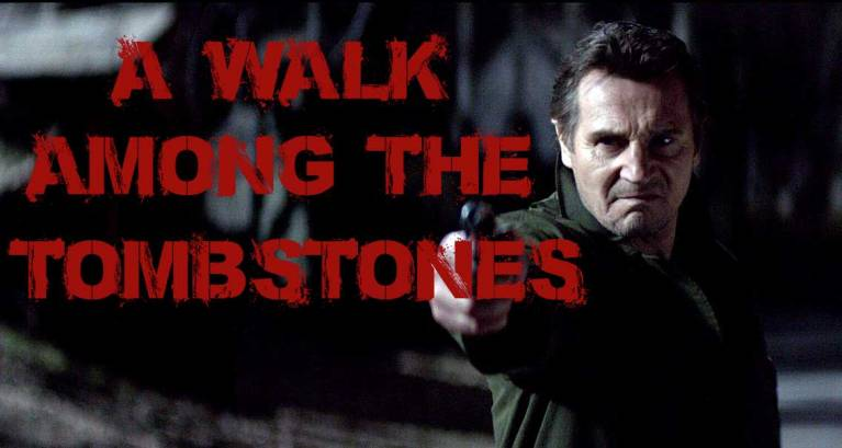 A Walk Among the Tombstones Liam Neeson gun