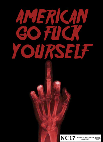american go fuck yourself movie poster