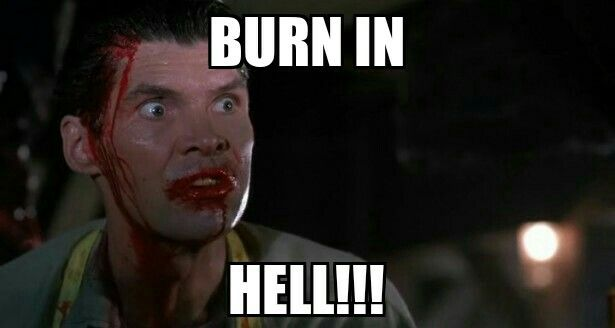 everett mcgill people under the stairs burn in hell