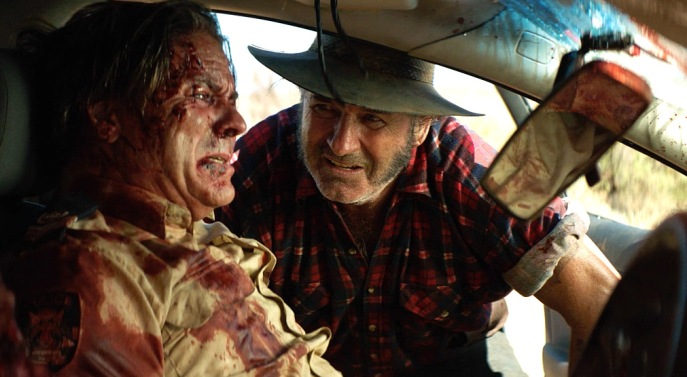 wolf creek 2 mick taylor bloody