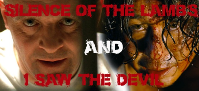 hannibal silence of the lambs i saw the devil