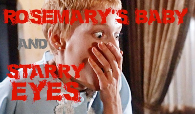 rosemary's baby mia farrow starry eyes