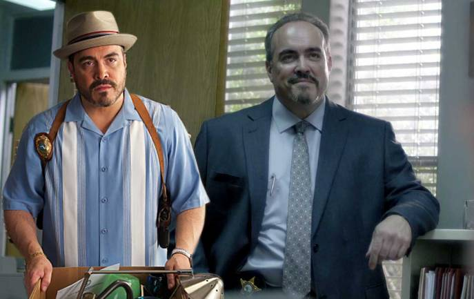 david zayas in dexter and bloodline