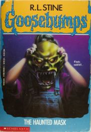 haunted mask R.L. Stine