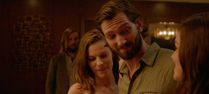 Michael Huisman (AKA Daario Naharis) hosts a dinner party from hell in The Invitation