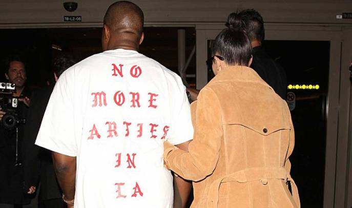 no more parties in la kanye