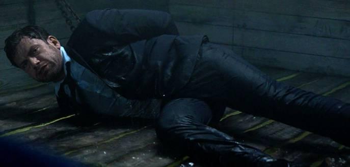 Nikolaj Lie Kaas as Carl Morck in Department Q: A Conspiracy of Faith