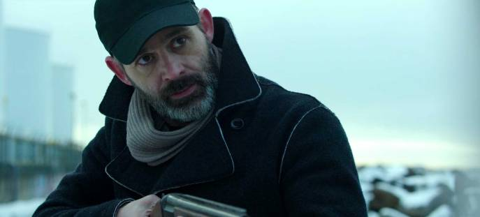 Baltasar Kormakur in The Oath